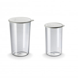 Set de 2 gobelets 400 et 600 ml